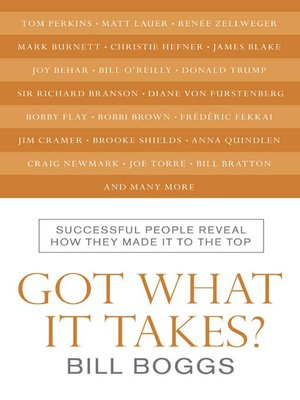 cover image of Got What It Takes?