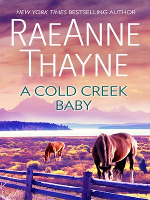 cover image of A Cold Creek Baby