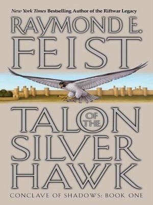 cover image of Talon of the Silver Hawk