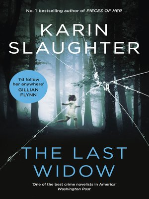 cover image of The Last Widow