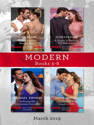 cover image of Modern Box Set 5-8