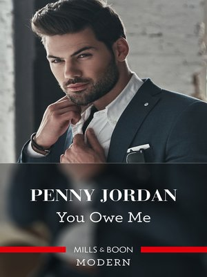 cover image of You Owe Me