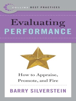 Best Practices: Evaluating Performance by Barry