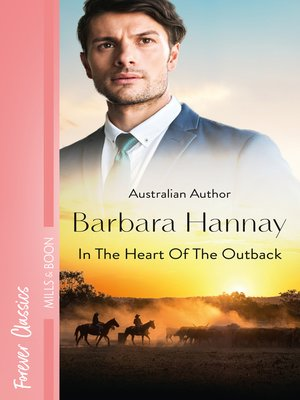 cover image of In the Heart of the Outback...