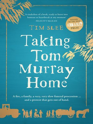 cover image of Taking Tom Murray Home