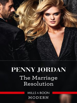 cover image of The Marriage Resolution