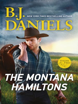 cover image of The Montana Hamiltons Series, Volume 2