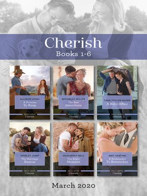 cover image of A Promise to Keep / The Best Intentions / A Baby Affair / The Marriage Rescue / The Right Moment / A Bridesmaid to Remember