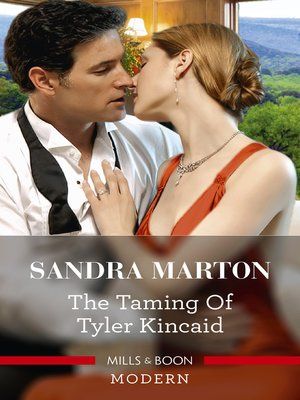 cover image of The Taming of Tyler Kincaid