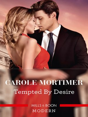 cover image of Tempted by Desire