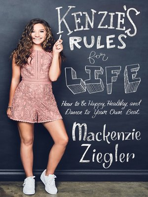 cover image of Kenzie's Rules for Life