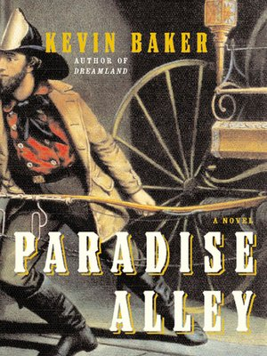 cover image of Paradise Alley