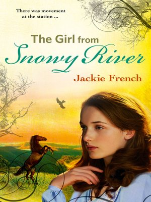 cover image of The Girl from Snowy River (The Matilda Saga, #2)