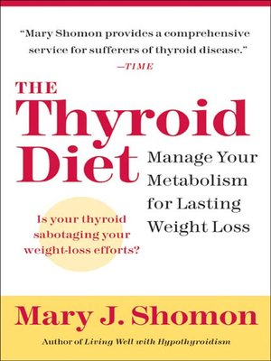 cover image of The Thyroid Diet