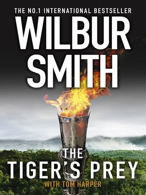 cover image of The Tiger's Prey