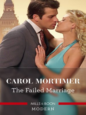 cover image of The Failed Marriage