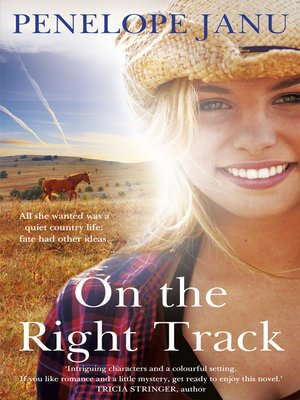 cover image of On the Right Track