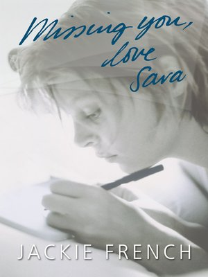 cover image of Missing You, Love Sara