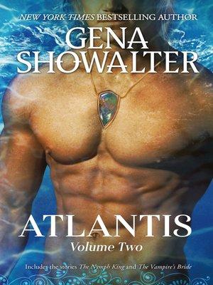 cover image of Atlantis, Volume 2