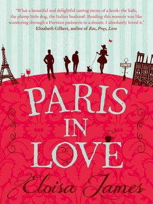 cover image of Paris in Love