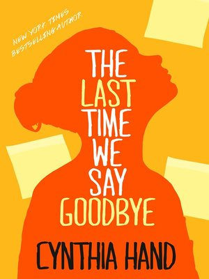 cover image of The Last Time We Say Goodbye