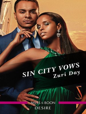 cover image of Sin City Vows