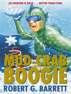 cover image of Mud Crab Boogie