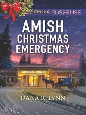 cover image of Amish Christmas Emergency