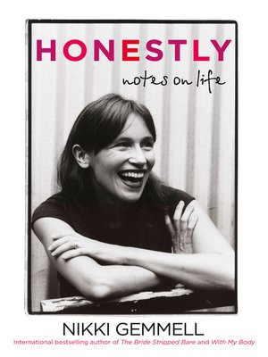 cover image of Honestly