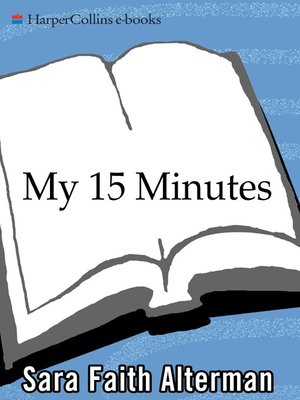 cover image of My 15 Minutes