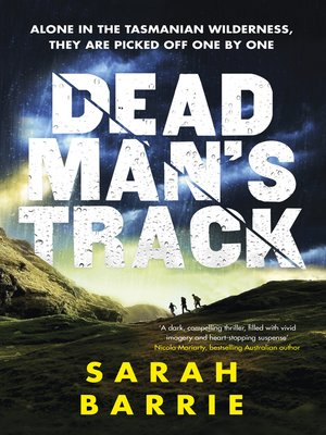 cover image of Deadman's Track
