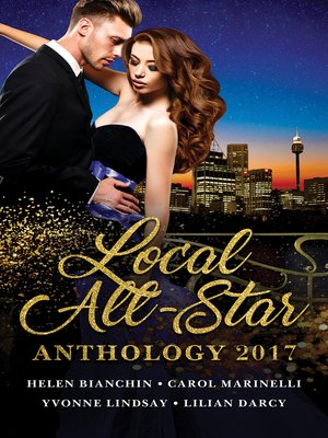 cover image of Local All-Star Anthology 2017--4 Book Box Set