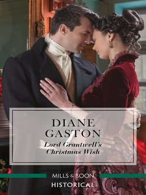 cover image of Lord Grantwell's Christmas Wish