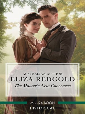 cover image of The Master's New Governess