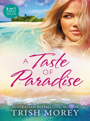 cover image of A Taste of Paradise--3 Book Box Set