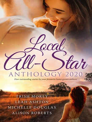cover image of Local All-Star Anthology 2020