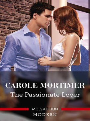 cover image of The Passionate Lover