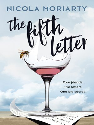 cover image of The Fifth Letter