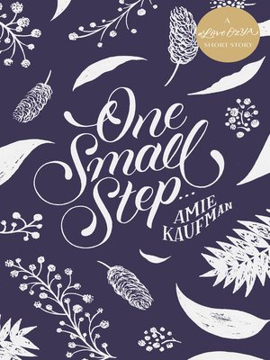 cover image of One Small Step...