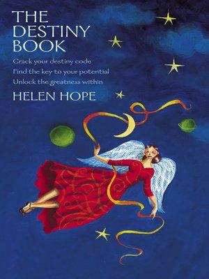 cover image of The Destiny Book