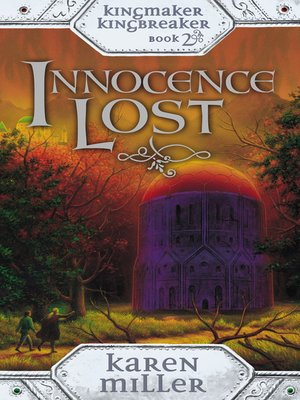 cover image of Innocence Lost