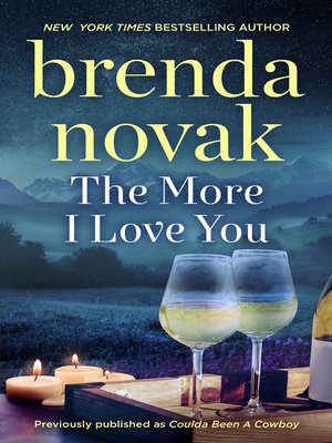 cover image of The More I Love You