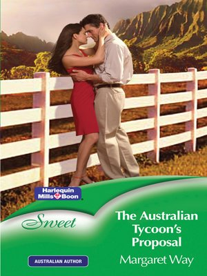 cover image of The Australian Tycoon's Proposal