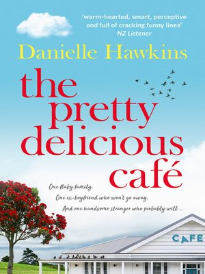 cover image of The Pretty Delicious Cafe