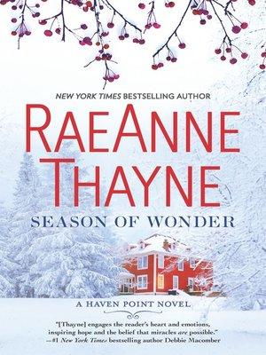cover image of Season of Wonder