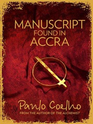 cover image of Manuscript Found in Accra