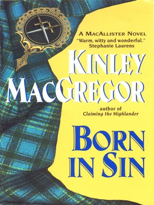cover image of Born in Sin