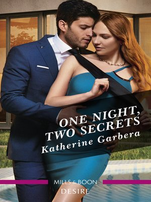 cover image of One Night, Two Secrets