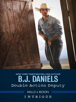 cover image of Double Action Deputy