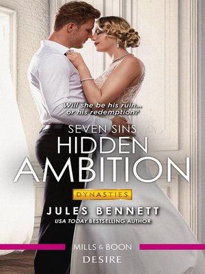 cover image of Hidden Ambition